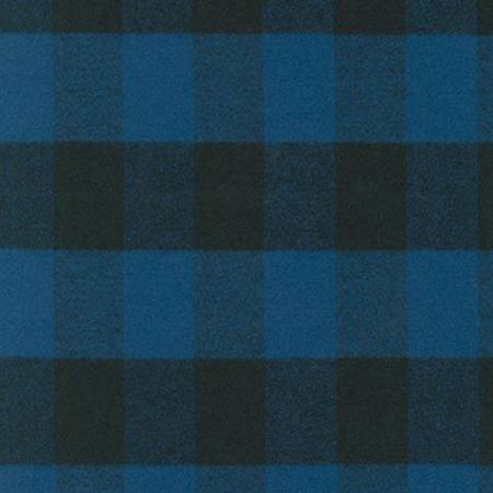 Flannel Mammoth Plaid - Blue