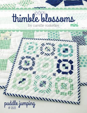 Thimble Blossoms Mini Puddle Jumping Pattern