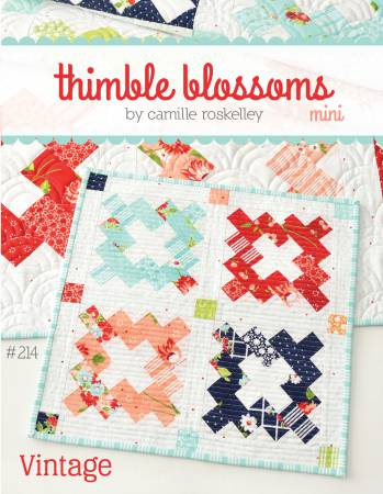 Thimble Blossoms Mini Vintage Pattern