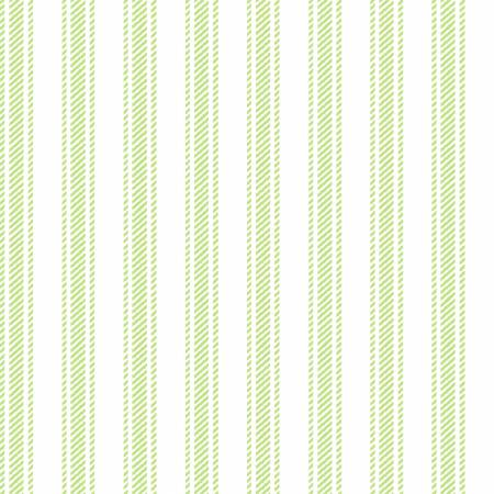 Ticking Stripe - Light Green