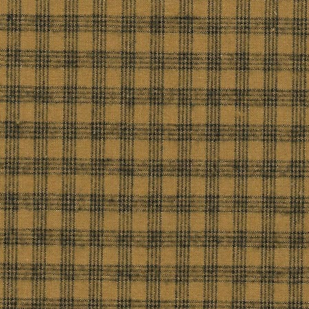 Homespun Brushed Back Country - Gold