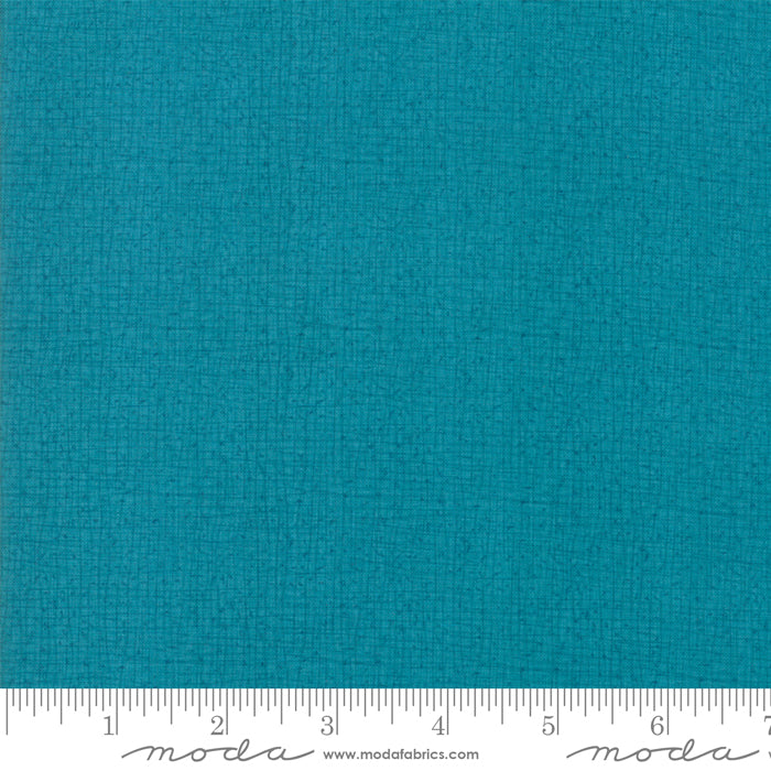 Thatched Basics Texture Solid - Turquoise