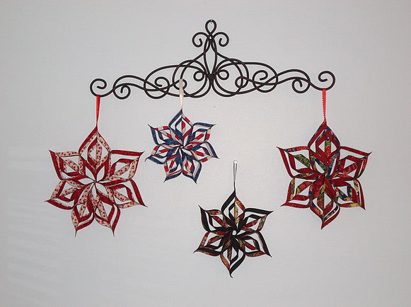 Twisted Star Ornament Pattern