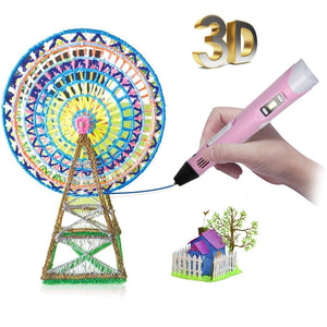 Low Temperature 3D Printing Pen