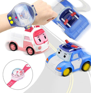 Toy Watch Remote Control Car