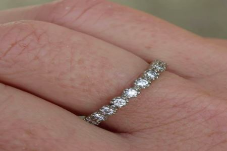 What is Eternity Diamond Band?