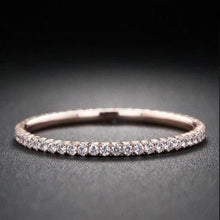 Load image into Gallery viewer, HKJ-HKJeweler-Gold-Jewelry-HKJWeddingRing-Wedding-Engagement-Ring-Band-1.5mm-Half-Eternity-Full-Natural-Diamond-Eternity-Band