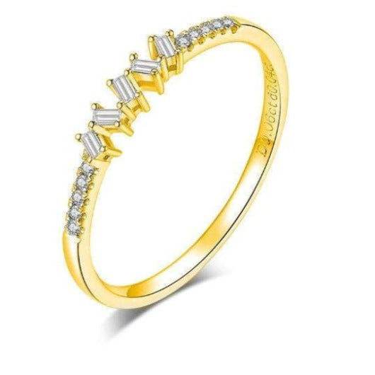 HKJ-HKJeweler-Gold-Jewelry-HKJWeddingRing-Wedding-Engagement-Ring-Band-Baguette-Diamond-Moissanite-Band-Wedding-Ring-HK-Jewellers-