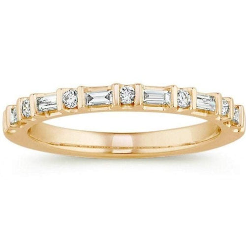 Eternity Women Wedding Band Half Eternity Band HK Jewellers