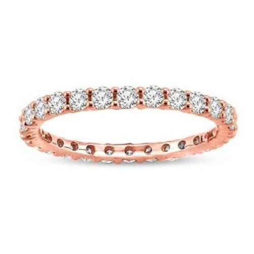 Full Eternity Diamond Band Half Eternity Band HK Jewellers