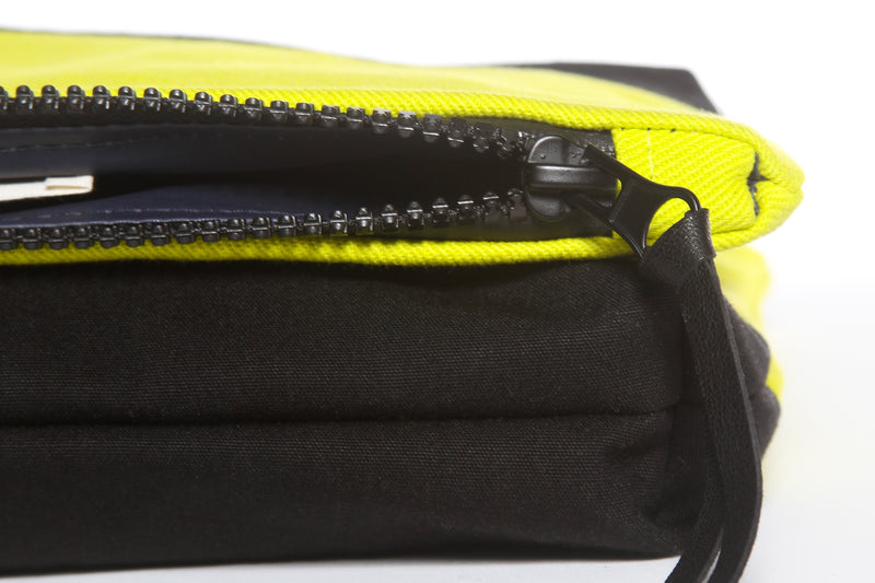 Highlighter Yellow Workout Essentials Gado Bag