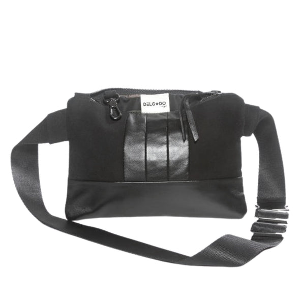 Mono Stripe Chest/Waist Gado Bag