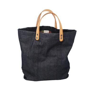 Denim Gado Carry All Tote Bag