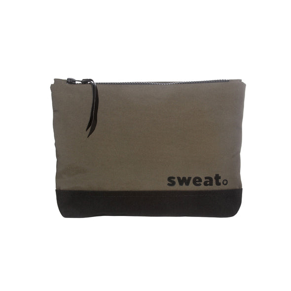 Army Green Workout Essentials Gado Bag