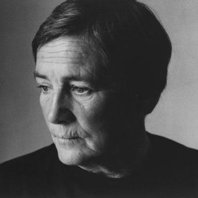 Square portrait of Agnes Martin (Source: e-Flux Conversations)