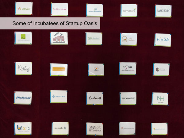 Cotton Rack is now one of the many listed incubatees of Startup Oasis by CIIE Initiatives & RIICO