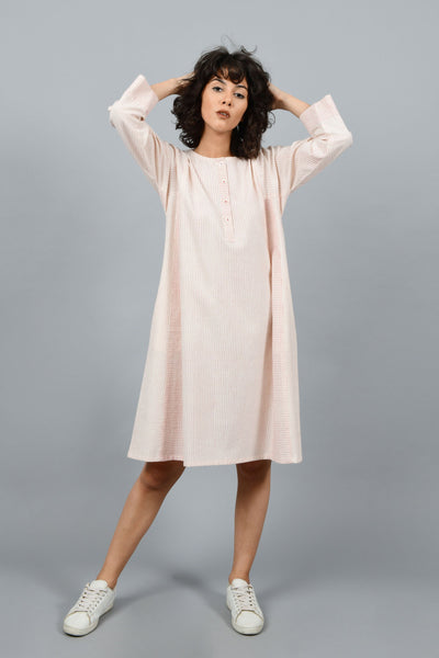 Faraway Love- Printed Kalidar Dress-Kurta