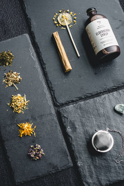 Plant Medicine Wellness Box - For the Fledgling Herbalist