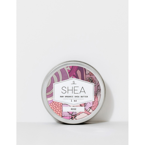 Rose 1 oz Shea Butter