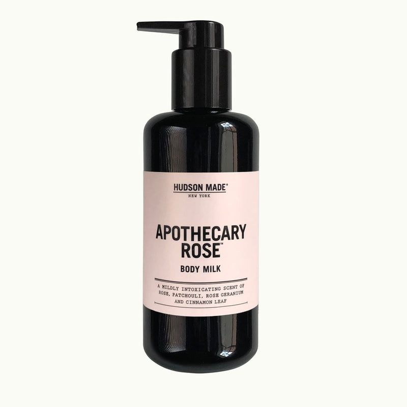 Body Milk Apothecary Rose