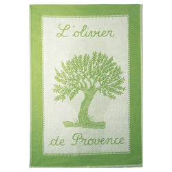 Olive Tree Tea Towel