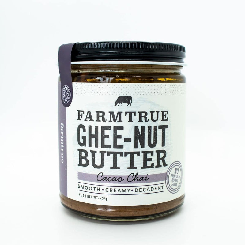 Cacao Chai Ghee-Nut Butter