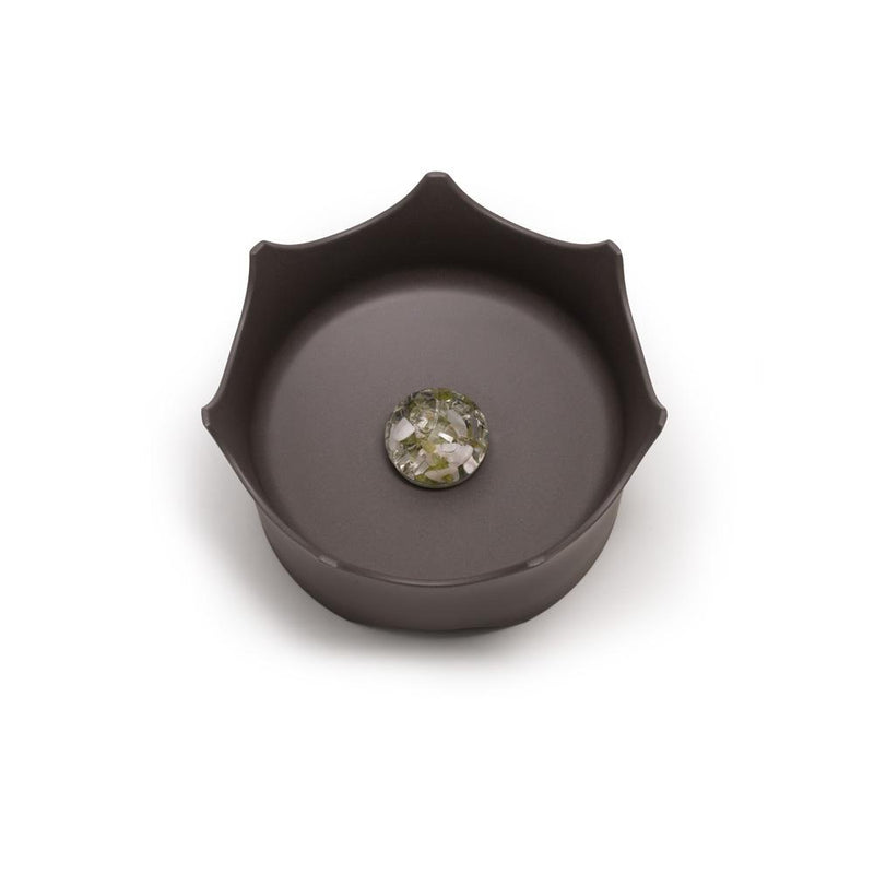 Crown Juwel Pet Bowl Slate Grey