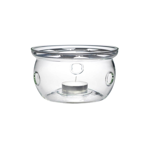 Teaposy 4in Glass Tea Pot Warmer