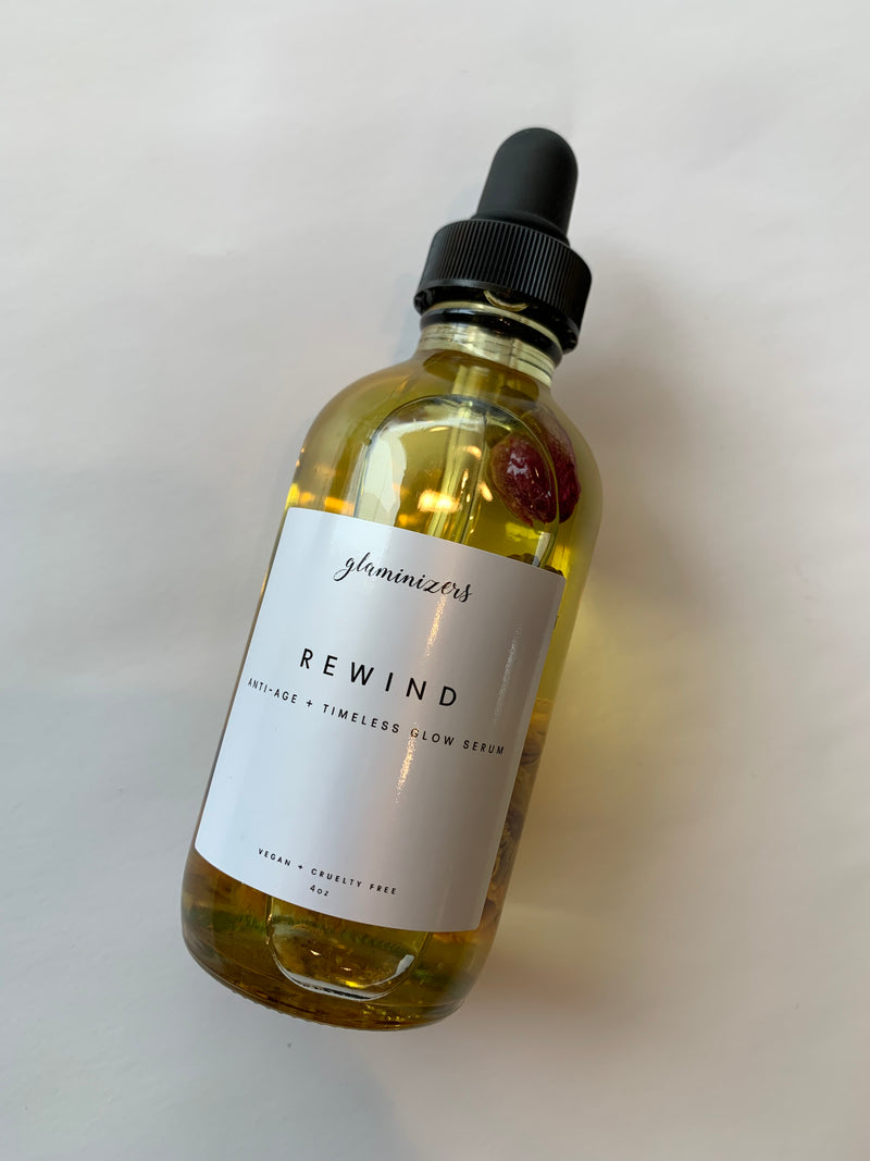 Rewind Glow Serum 4 oz