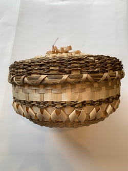 Large Mohawk Basket