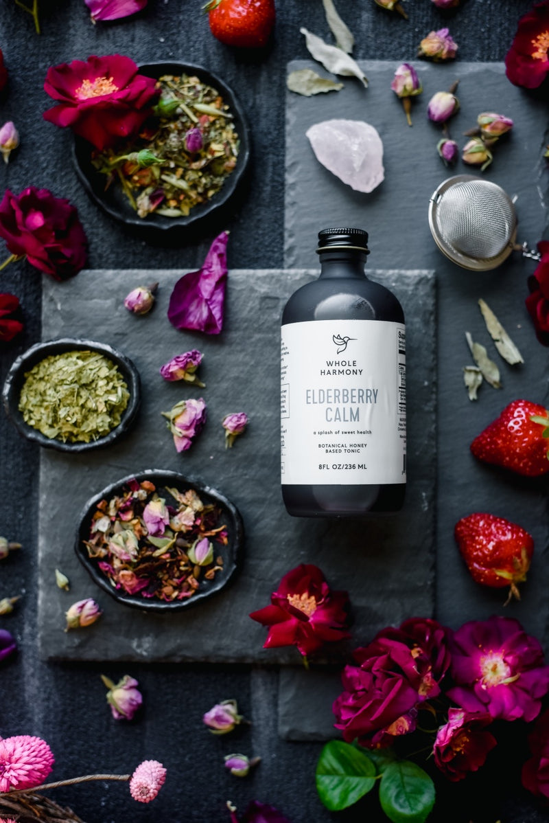 Strawberry Moon Goddess Plant Medicine Wellness Box- For the Fledgling Herbalist