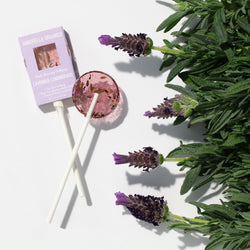 Lavender Lemongrass Lollipop