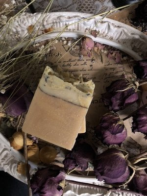 Moon Magick Herbal Soap