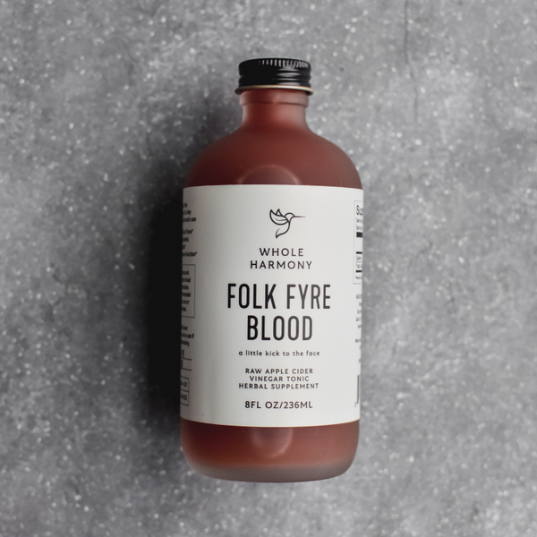 Folk Fyre Blood
