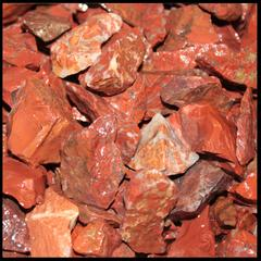 Rough Red Jasper