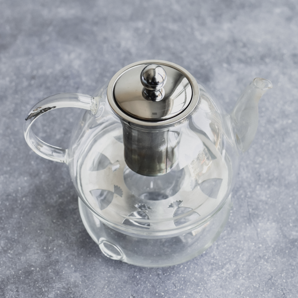 Glass Tea Pot 1200 mL