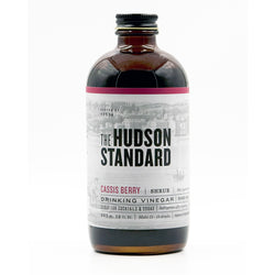 Cassis Berry Shrub 12 oz