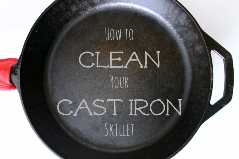 How to save your cast iron pans