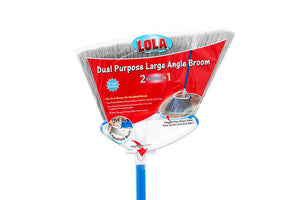 An Intro to Angled Sweeping: Why You Need to Replace your Ordinary Broom