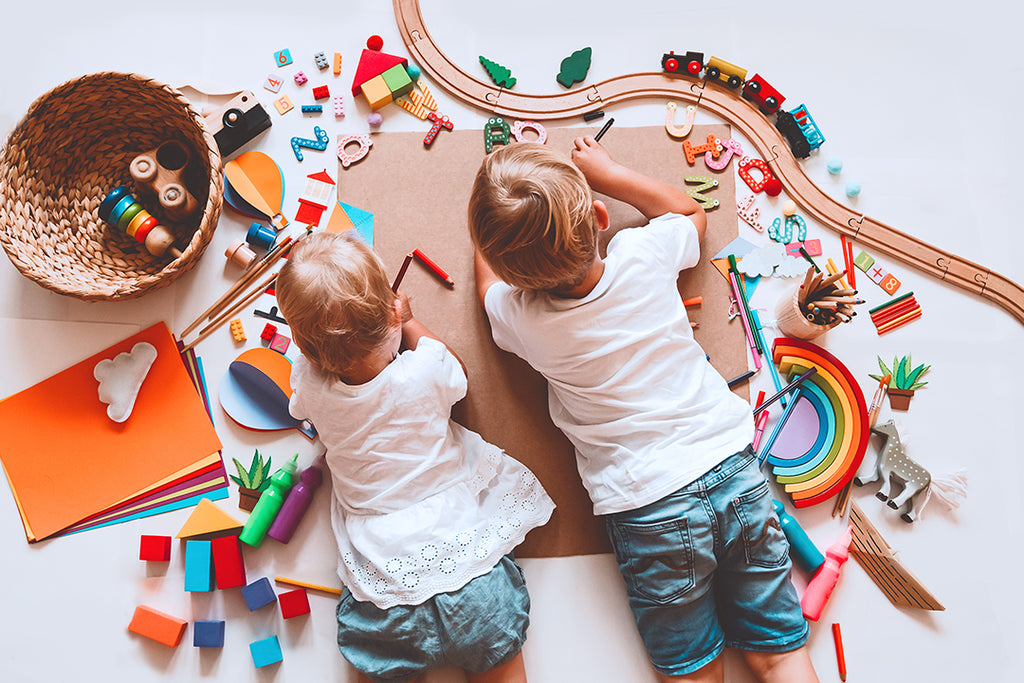Cleaning and Baby-Proofing your Children's' Playroom