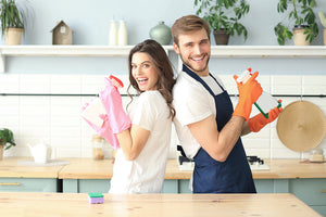 Cleaning Ideas to Make Your Partner Love You More