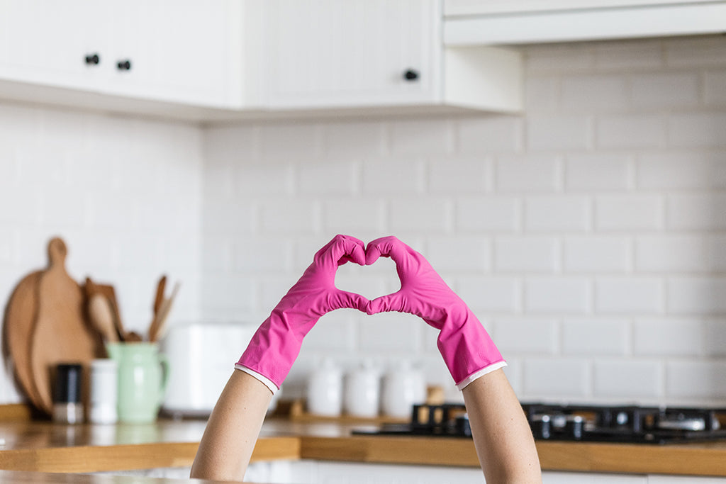 Cleaning as an Effective Way to Alleviate Stress and Anxiety