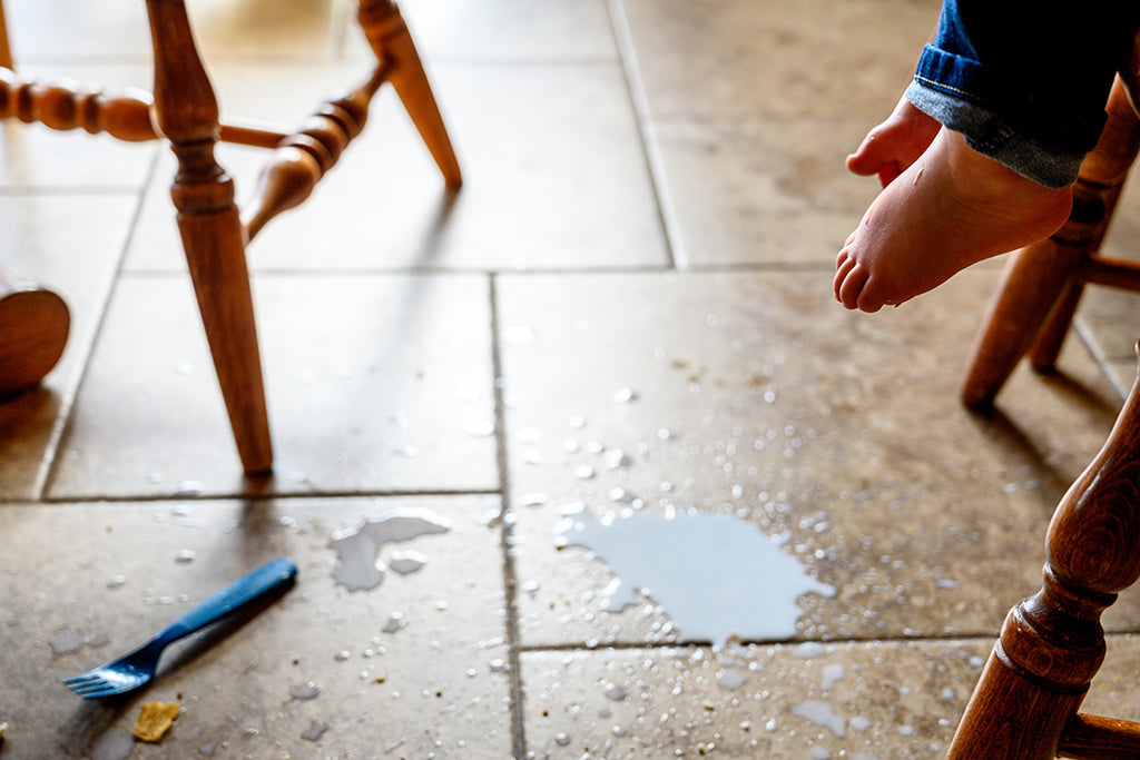 A Guide To Dealing with Spills