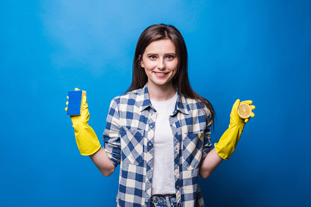 With these Cleaning Tools, You'll Never need to Use Cleaning Agents and Chemicals ever again!