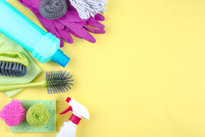 Spring Cleaning: Clean your home like a pro!