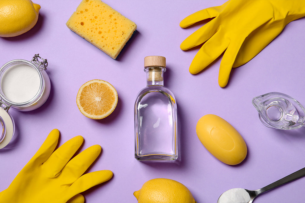 5 Ways NOT To Use Vinegar When Cleaning