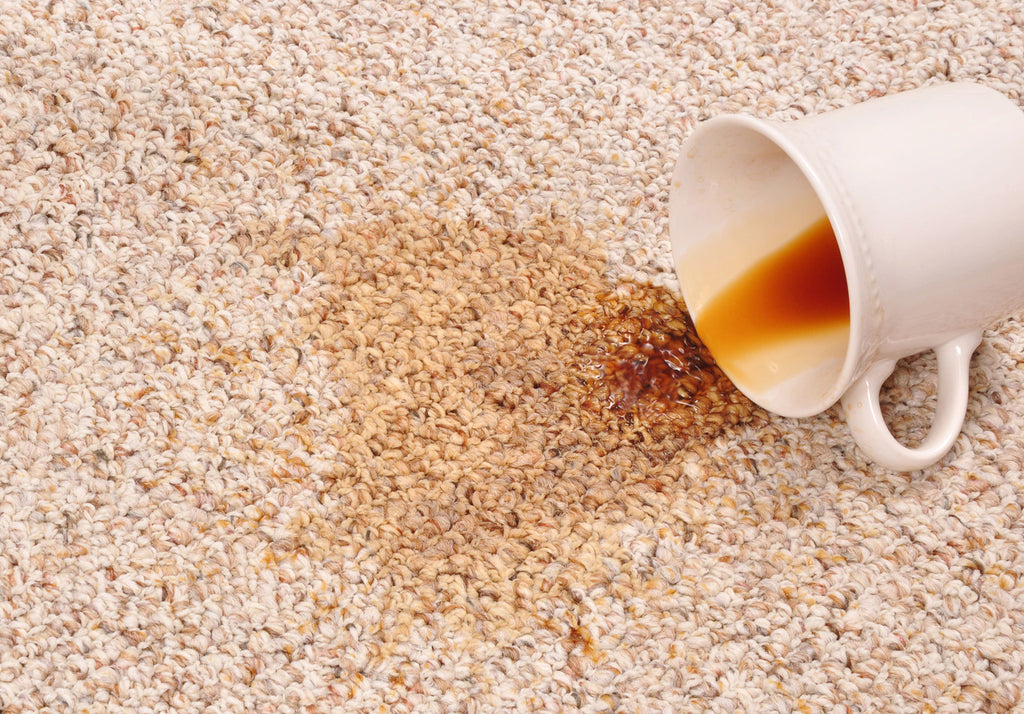 How to Get Rid of Top Five Stubborn Carpet Stains