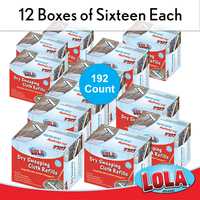 Dry Sweeper Cloth Refills, 384 Count - GREAT VALUE, 9008, LOLA