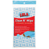 Lola Anti-Microbial Clean n' Wipe™ Cloths - Comparable to Clorox® Handi Wipes® - 6 pack, Item# 524