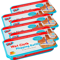 Swiffer® Sweeper® Compatible Wet Mopping Pad Refills,  72 count - GREAT VALUE, Item# 9004